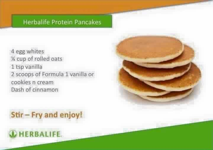 Herbalife pancakes                                                                                                                                                                                 More
