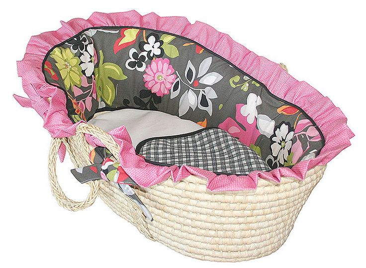 Buy Your Sleek Slate Moses Basket By Hoohobbers Here. Give Your Baby A Cozy  Place To Rest With The Sleek Slate Moses Basket From Hoohobbers.