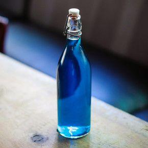 Homemade Blue Curaçao