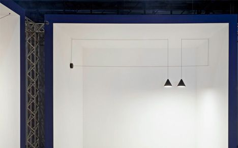 High Wire Act: Lamp Cords Finally Take Center Stage