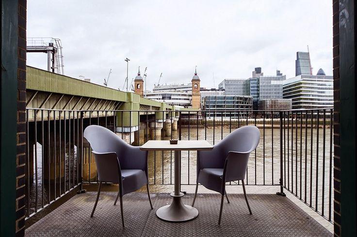 Loft de estilo industrial en Londres