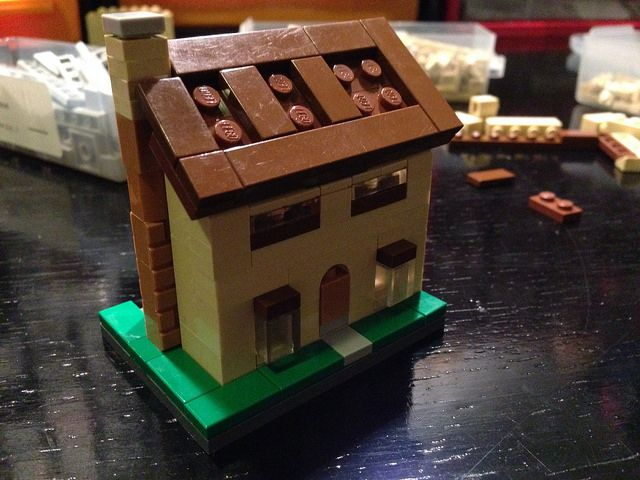 Simpsons house micro - first draft   Flickr