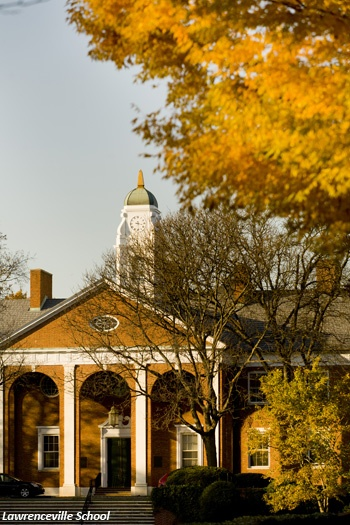 Lawrenceville School (photo provided by the school)