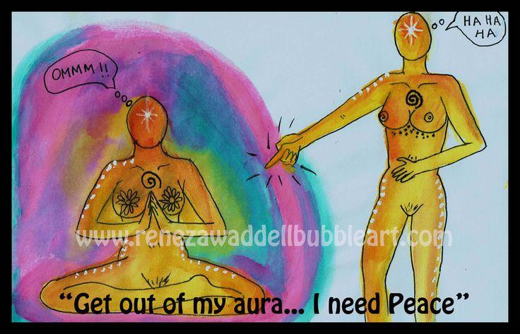 spiritual humor www.renezawaddellbubbleart.com