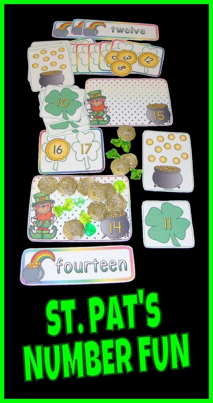 7 besten St. Patrick\'s Day Educational Activities Bilder auf ...