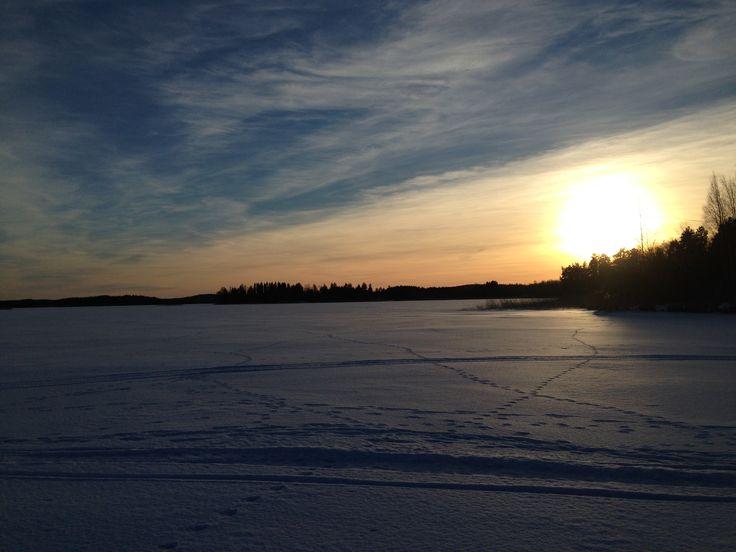 Majutvesi, Sysmä, Finland