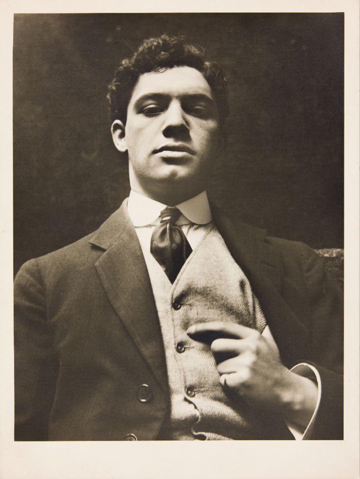 Amadeo [1907]. [Photographie de Emmerico Nunes] © Fonds M. F.