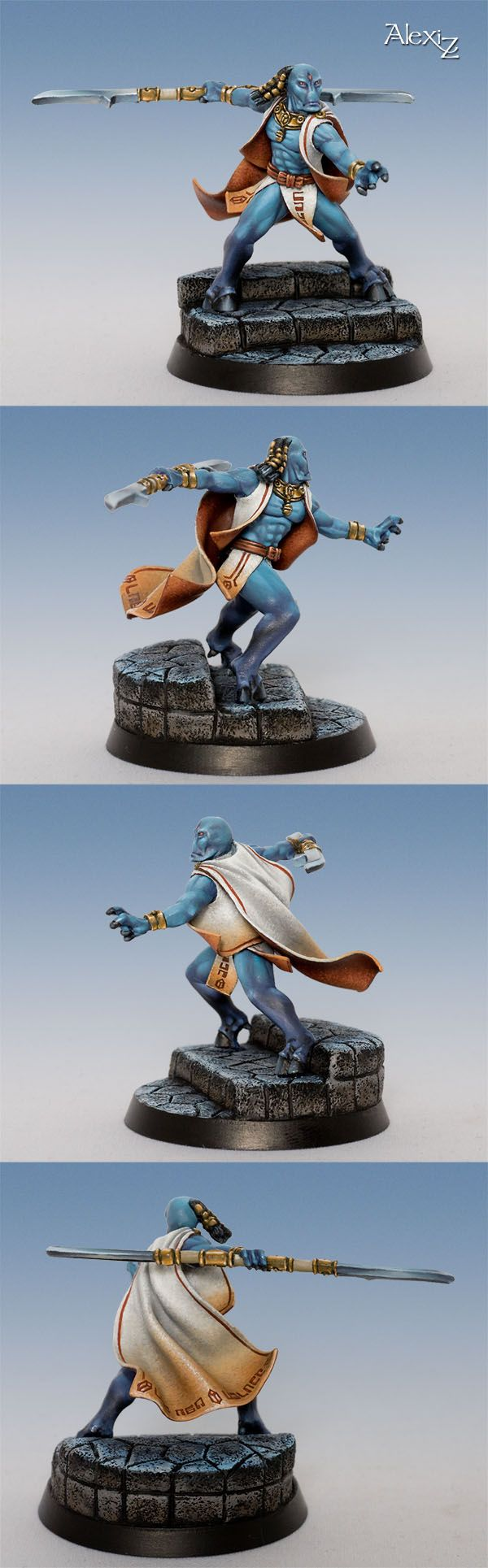 Aun'shi, Hero of Fio'vash