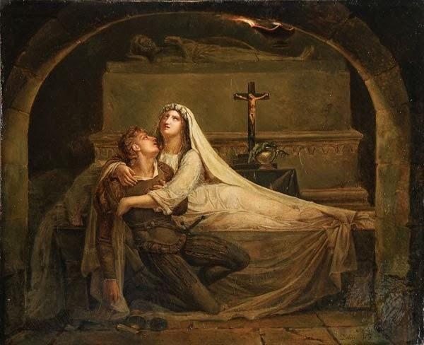 Resumen Completo De Romeo Y Julieta Por Actos Arte Romántico Arte Clásico Arte De Ilustración