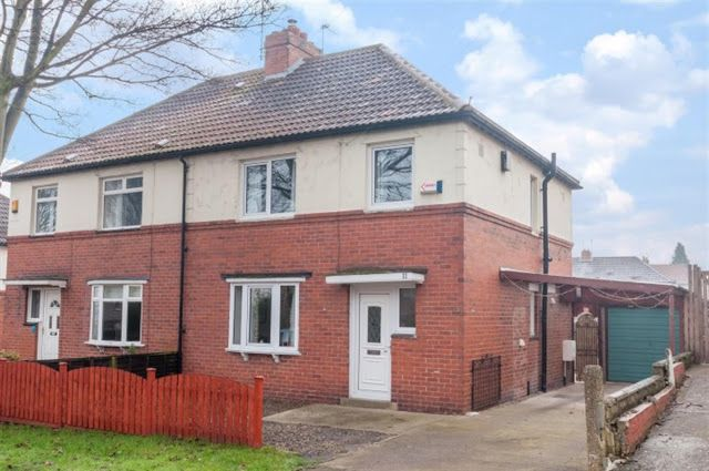 This Is Leeds Property - 3 bed semi-detached house for sale Farfield Avenue, Farsley LS28