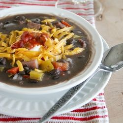 ... about Lets Do Lunch! on Pinterest | Black beans, Soups and Quesadillas