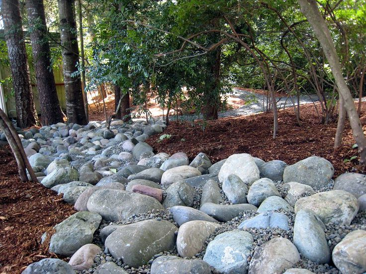 17 best images about dry river beds on pinterest gardens for Landscaping rocks kitsap county