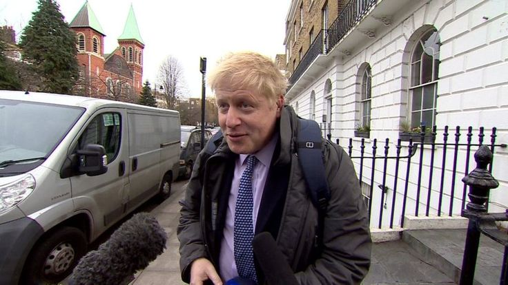 Boris Johnson: EU referendum gag email was 'cock-up' - BBC News