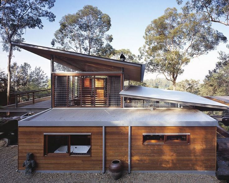 Incredible home in the Australian mountains