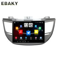 10.1inch Quad Core Android 4.4 Car Stereo Radio For Hyundai IX35/Tucson 2015 Car PC Audio Mirror Link With GPS Navigation