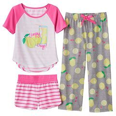 SO® Girls 4-16 Pajama Set