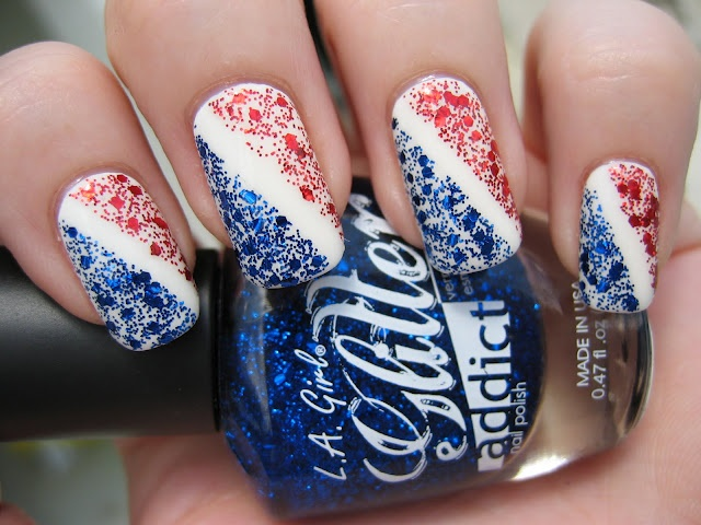 515 best 4th of July nail art images on Pinterest | Nail scissors ...