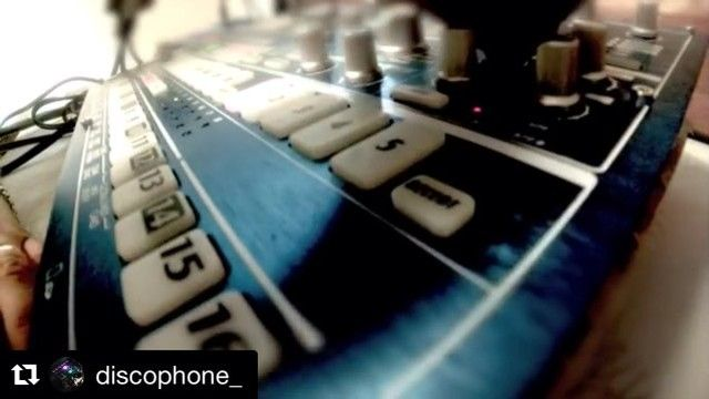 #Repost @discophone_ ・・・ @discophone_: Holding You – Electribe Music Contest…
