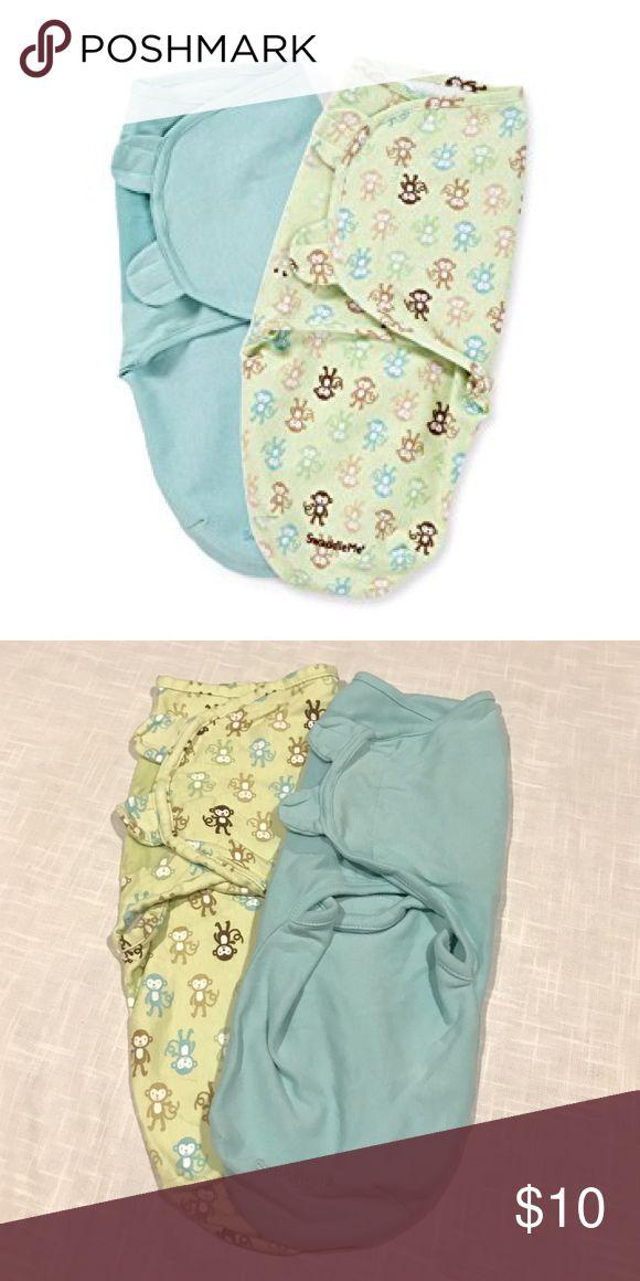 💕SALE💕Summer Infant SwaddleMe Swaddling Blanket (2) BRAND NEW, never used swaddling wraps. Accessories