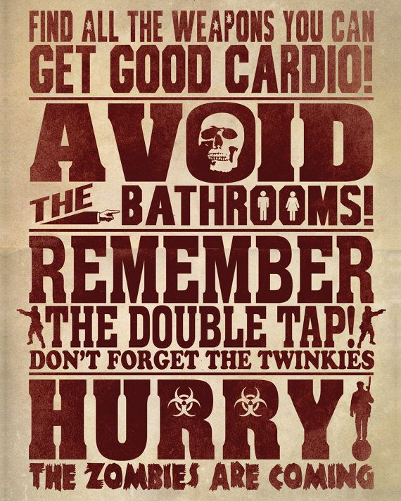 http://www.etsy.com/listing/88048473/16-x-20-inch-zombie-rules-1-typography