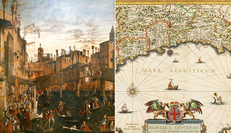 maritime republics - Cerca con Google
