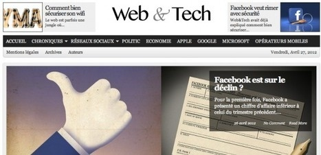 [Médias] Web, Daily Elle et Economie Matin : 3 nouveaux sites