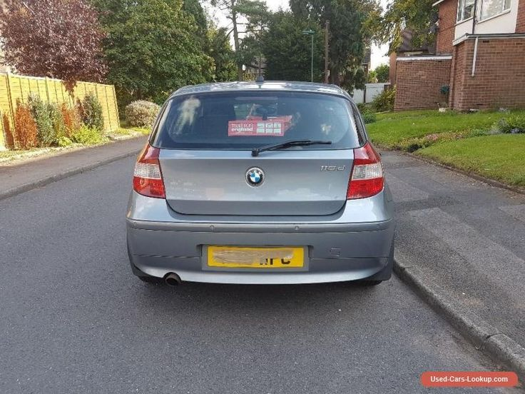 BMW  1 Series 118d SE Spares or Repairs  #bmw #1series #forsale #unitedkingdom
