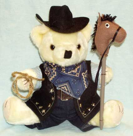 Cowboy Teddy Bears - Western Style Home Decor and Gifts for ...