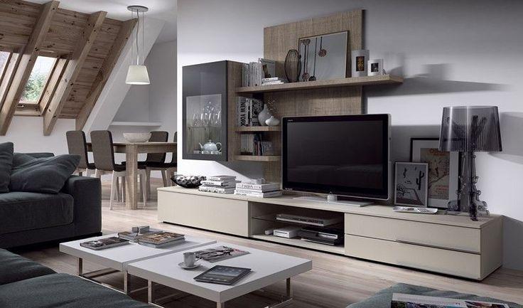 1000 ideas about mueble comedor on pinterest muebles - Salon decoracion comedor moderno ...