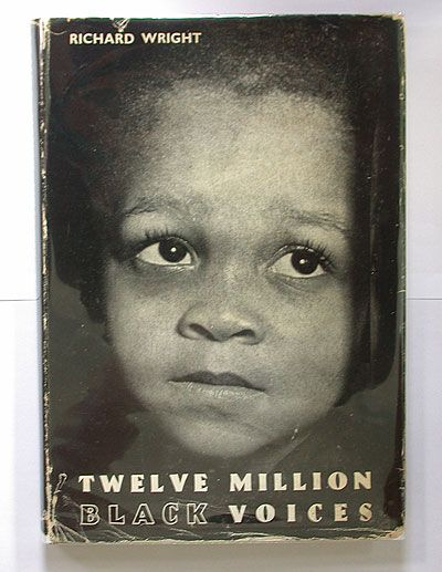 8 best kingdom images on pinterest native son richard wright and richard wright twelve million black voices lindsay drummond limited london printer printed by the replika process by lund humphries londonbradford fandeluxe Images