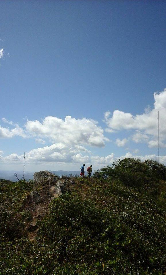 Caminata sobre mombacho