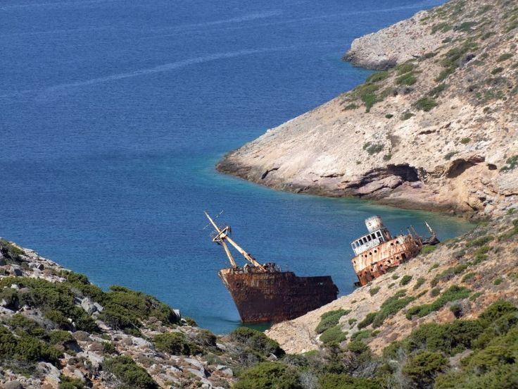 Amorgos - Liveros Bay #Greece #Grekland #Island #Mediterranean #Ö #Medelhavet #Paradis #Paradise #Vacation #Travel #Semester #Resa #Resmål #Sol #Bad #Amorgos #TheBigBlue #Big #Blue #Stora #Blå #DetStoraBlå #Inspelning