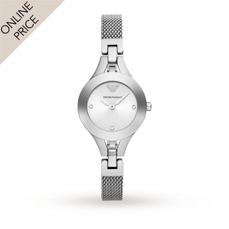 Ladies Watches - Emporio Armani Chiara Ladies Watch - AR7361