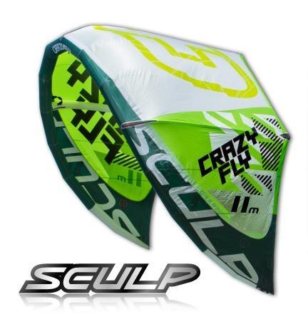 Crazyfly Sculp