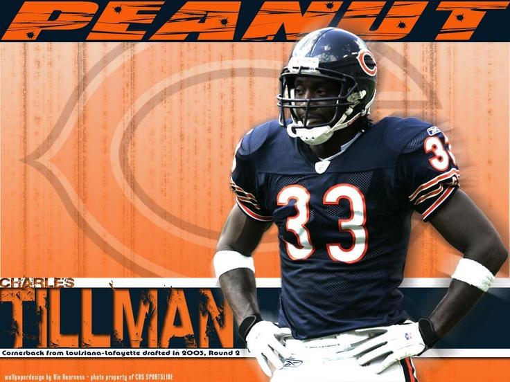 Charles Tillman - Chicago Bears