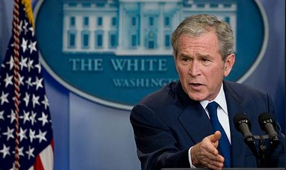 Between 2007 and 2009, President George W. Bush released 520 detainees from Guantanamo Bay. One of those detainees was a suspect in the Benghazi embassy attack.