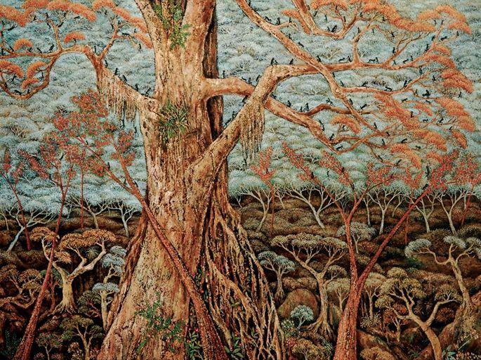 H Widayat - Hutan Kera (Monkey Forest)