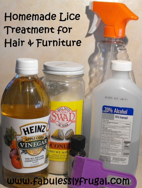 How To Treat Head Lice Natural