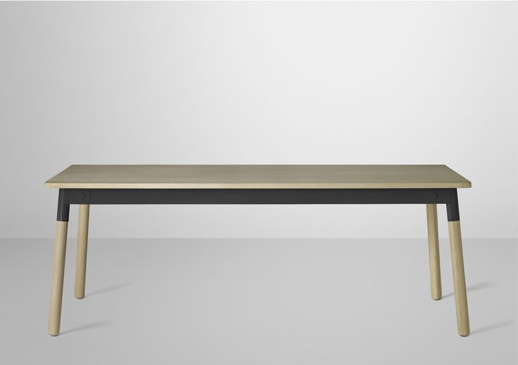 Muuto - new nordic design - furniture - tables - adaptable - TAF Architects - muuto.com