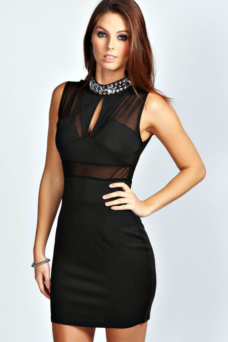 Grandiosos vestidos de fiesta sencillos y elegantes | Moda 2014