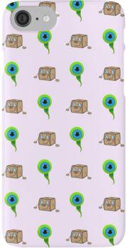 Tiny Box Tim/ Septic Eye Sam  iPhone 7 Cases