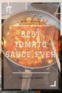 Fancy up any dinner with this delish veggie loaded tomato sauce. Check out the neighbours receipe on Laugh Or Cry| laughorcry.ie