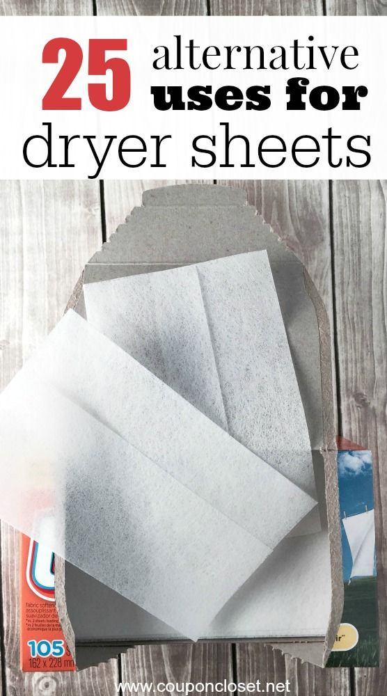 what do you do with used dryer sheets throw them of course but did you know they can be. Black Bedroom Furniture Sets. Home Design Ideas