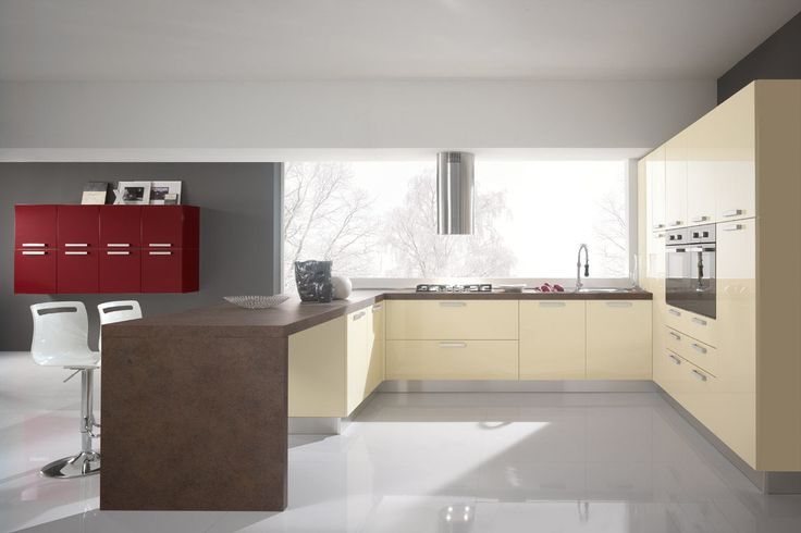 Line of Valencia Spar: Every detail is surprising for the design, each component is designed to offer maximum practicality and functionality. http://www.spar.it/sp/it/arredamento/cucine-val-20.3sp?cts=cucine_moderne_valencia
