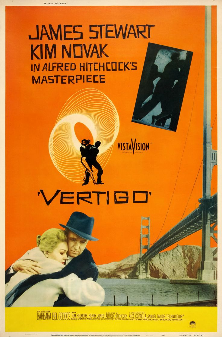 "an analysis of the film vertigo by alfred hitchcock For this film, although admittedly that meaning is so literal that it practically  pans  left and zooms in on carlotta's right eye as the title ""in alfred hitchcock's"" flies."