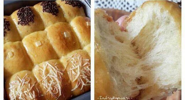Roti Manis Kasur Sobek Tanpa Ulen