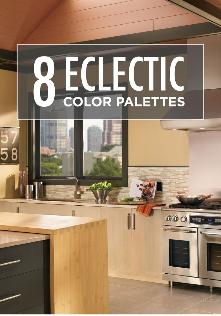 Inspired By Creative Experiences These 8 Arts And Crafts Inspired Color Palettes In Behr Paint