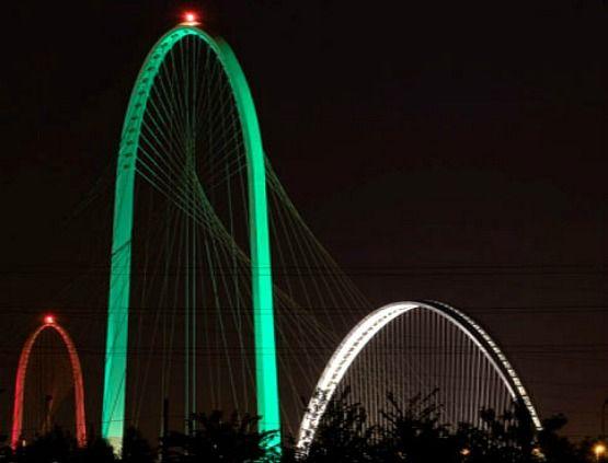 Calatrava ricicla il ponte di Reggio a Dallas - 24Emilia