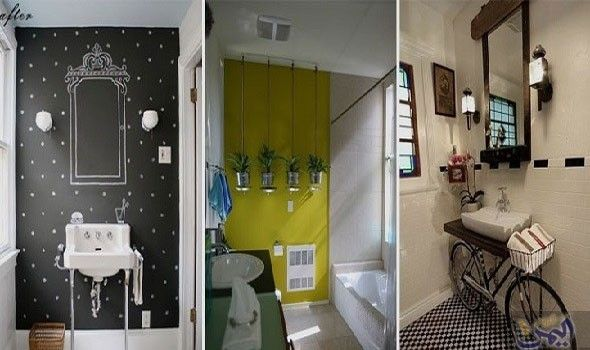 استبدلي ديكور Home Decor Bathroom Mirror Home
