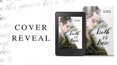 COVER REVEAL - Truth or Dare L A Cotton   Truth or Dare (Liar Liar #2)  Genre: Mature YA  Release Date: May 25th  Add to Goodreads HERE  Escaping to Credence was supposed to be Becca's shot at a new life but some secrets refuse to stay hidden and now that the truth is out everything changes.  Everything.  The people she thought she could trust lied. The guy she thought cared about her kept her in the dark. And with no one to turn to Becca finds it hard to unravel the truth. When she finally…